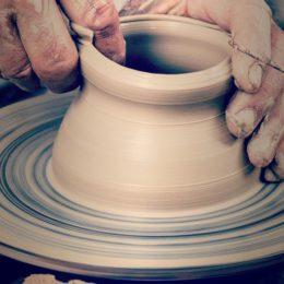 Wkoło gliny - warsztaty - ceramika